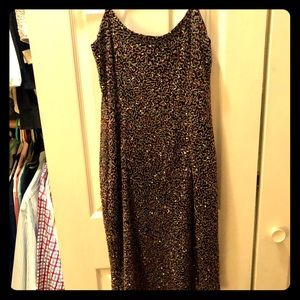 NWT Nicole Miller Sequence Dress